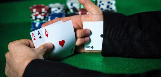 ポーカーでチートする方法