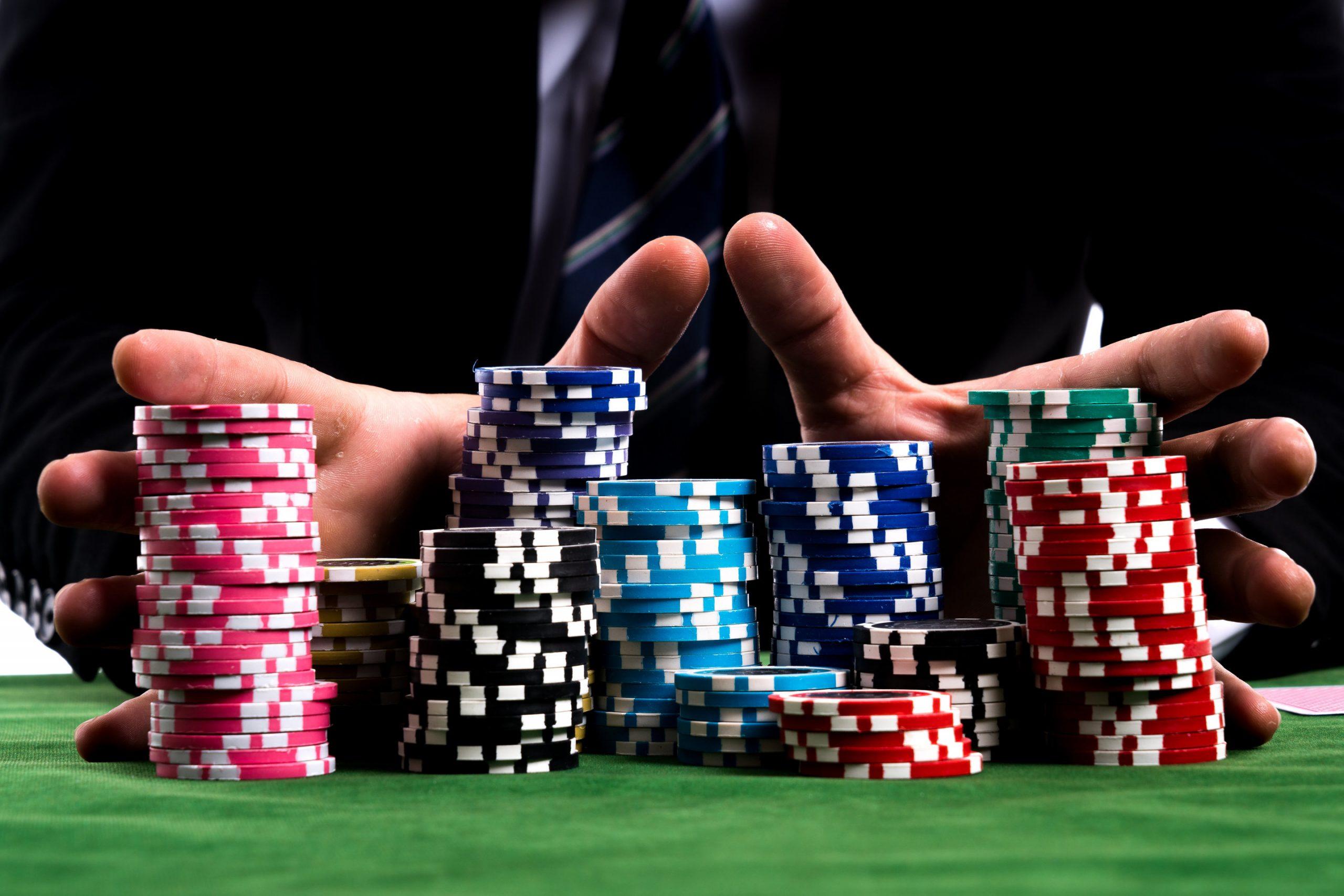 ポーカーゲームでオッズに勝つ方法