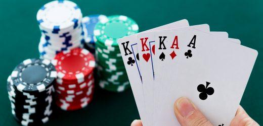 3カードポーカーで勝ちたい場合に従うべき戦略
